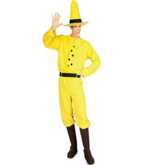 buy seasons men's the man with the hat costume