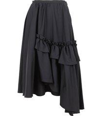 antonio marras cotton skirt