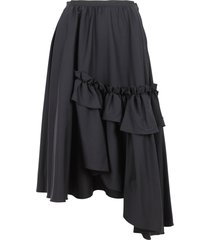 antonio marras cotton skirt