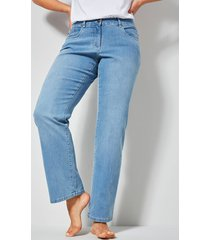 jeans paula straight cut dollywood light blue