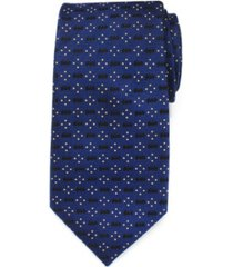 dc comics batman icon diamond dot men's tie