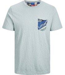 jack & jones t-shirt lichtgroen plus size