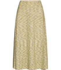 boline skirt 14035 knälång kjol beige samsøe samsøe