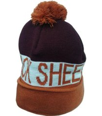 gorro black sheep 19 marrom