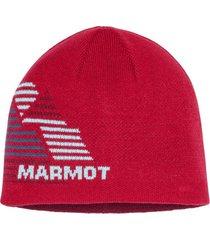 gorro novelty reversible rojo marmot