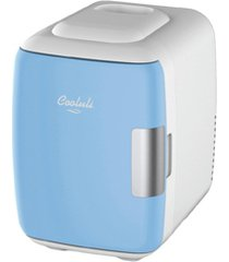 cooluli classic-4l compact thermoelectric cooler and warmer mini fridge