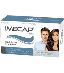 tratamento capilar - imecap hair 60 cáps