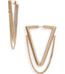 women's demarson vera drop earrings