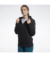 sweater reebok sport crossfit® hoodie met rits