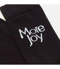 more joy women's more joy, special, sex pack of 3 socks - multi