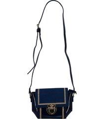 bandolero verón azul lilás carteras