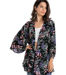 kimono tropical negro nicopoly