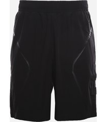 a-cold-wall technical fabric shorts with logo detail