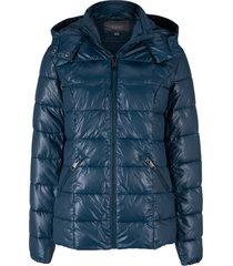 giacca trapuntata lucida (blu) - bpc bonprix collection