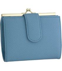 buxton women's pebble rfid lexington wallet