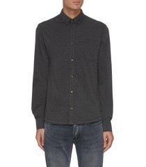 'bridge' slim fit shirt