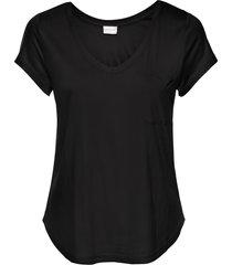 maglia con taschino (nero) - bodyflirt