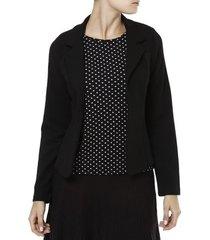 blazer feminino autentique preto