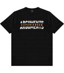 camiseta masculina adulto rovitex preto