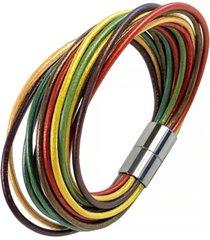 suki matisse women's leather bracelet fall