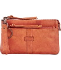 frye and co. rubie leather pouch