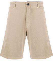 department 5 straight-leg bermuda shorts - neutrals