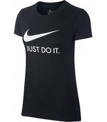 camiseta de mujer lifestyle nike w nsw tee jdi slim