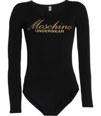 moschino lingerie bodysuits
