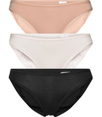 stretch cotton bikini trosa brief tanga multi/mönstrad gap