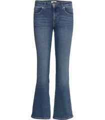 bootcut jeans boot cut blauw wrangler