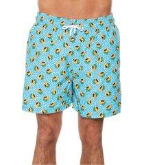 pt-pantaloneta de baño homb-pol. e - tropical season