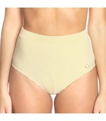 sunseeker vintage prairie high waist bikini panty * gratis verzending *
