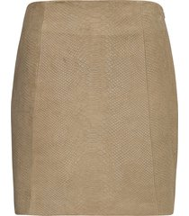2nd electra kort kjol grön 2ndday