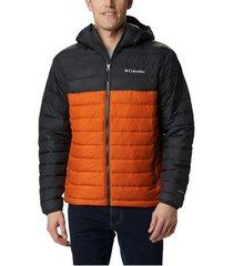 sweater columbia powder lite hooded jacket