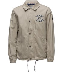 tjm coach jacket, 00 dun jack crème tommy jeans