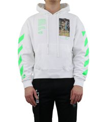 pascal painting over hoodie wit