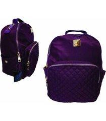 mochila violeta sabetai