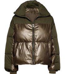 baloukb jacket fodrad jacka grön karen by simonsen