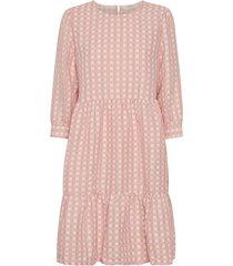 klänning crliana check dress