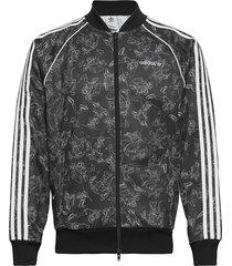 goofy sst tt sweat-shirt trui zwart adidas originals