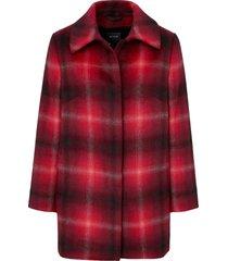 jas van basler rood