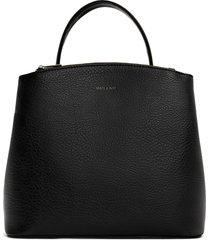matt & nat rees satchel, black