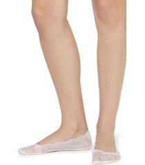 calzedonia low-cut ballerina socks woman white size tu