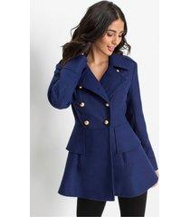 korte coat in military style