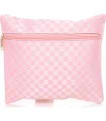 frasqueira louise paris rosa master bag