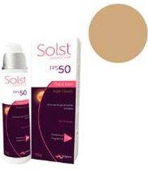 axigram solst protetor solar fps50 toque seco bege claro 55g