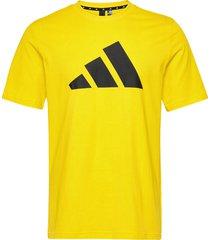 sportswear logo t-shirt t-shirts short-sleeved gul adidas performance