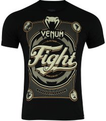 camiseta venum worldwide - masculina - preto