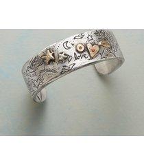 jes maharry loving nurture cuff bracelet
