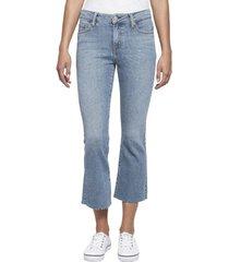 7/8 jeans tommy hilfiger dw0dw07021